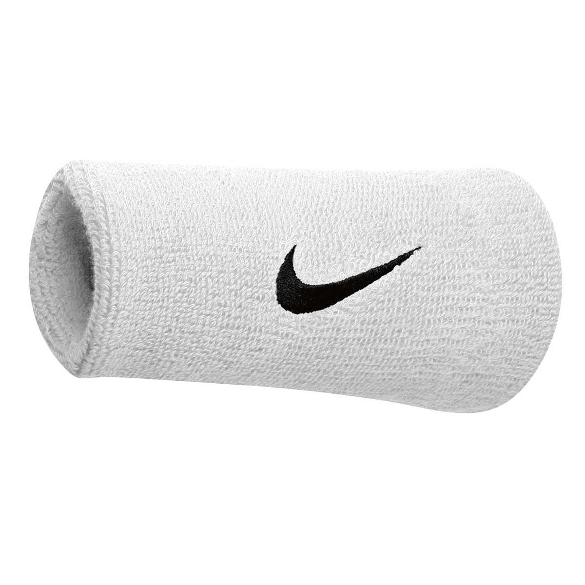 Nike Double Wristband White