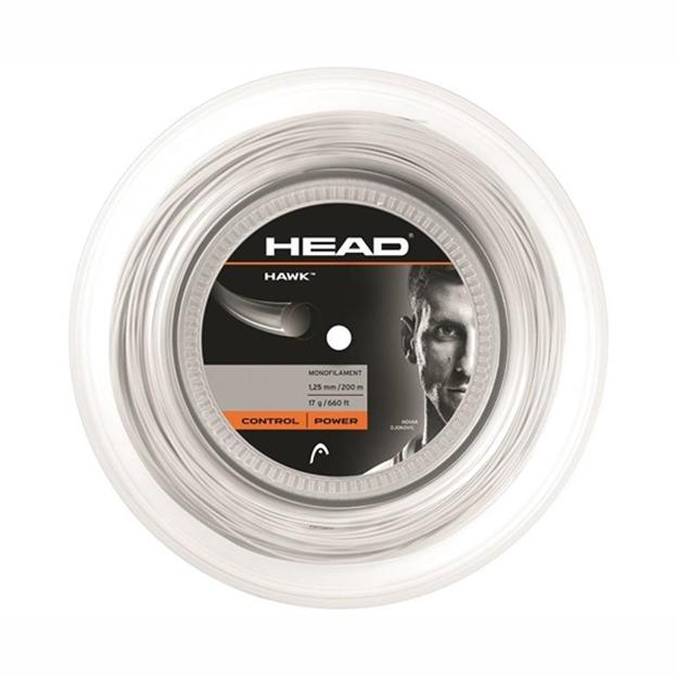 Head Hawk White 200 m 1.25