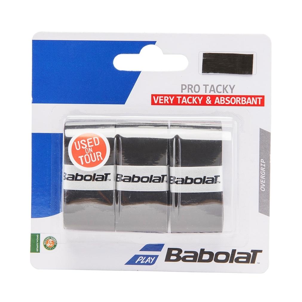 Babolat Pro Tacky Black 3-Pack