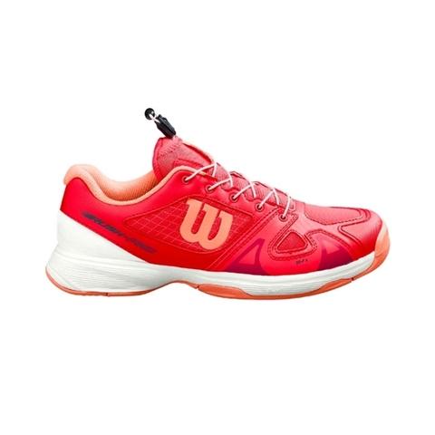 Wilson Rush Pro Junior Papaya Tennis/Padel 33