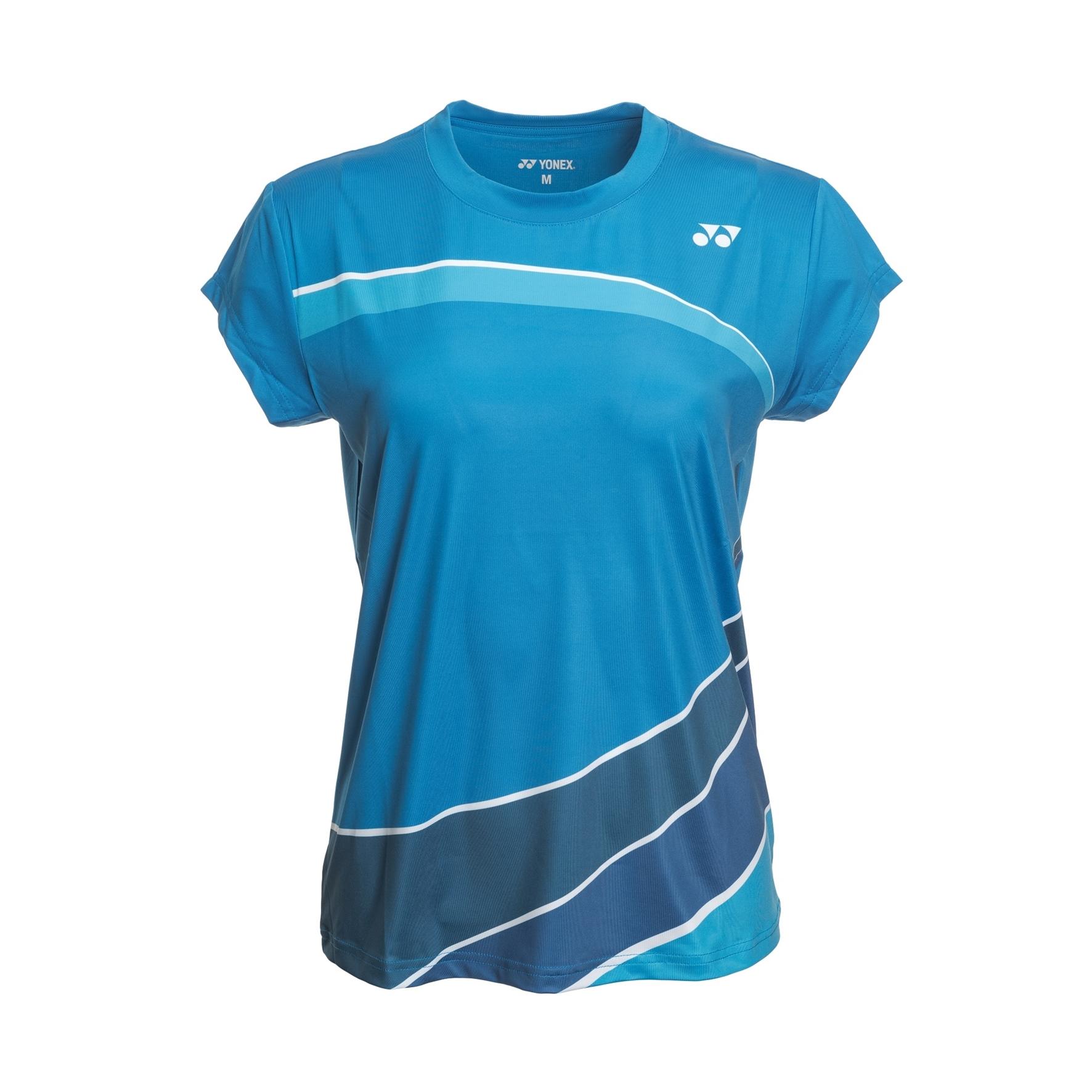 Yonex Poloshirt 20625 Women Bright Blue M