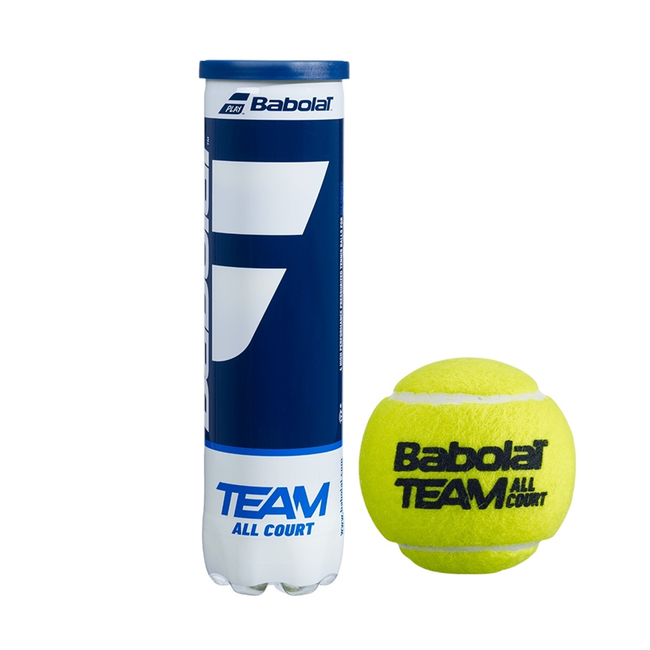 Babolat Team All Court 1 rør | Racketspesialisten.no