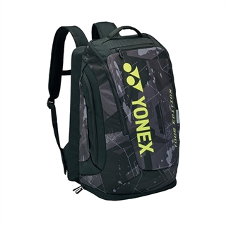 Yonex Pro Backpack Black/Yellow 2021