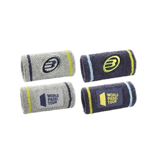 Bullpadel WPT Wristband Blue/Grey 2021