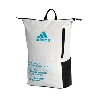 Adidas Multigame Backpack 2.0 White