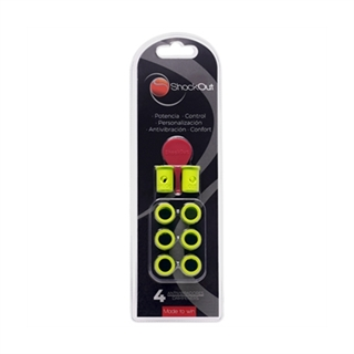 ShockOut Padel Dampeners Yellow